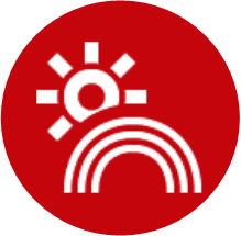 Icon which redirects to Learner Climate and Orientation. You can also click on the caption below.
