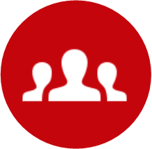 Icon which redirects to Mentoring, Coaching and Advising. You may also click on the caption below.